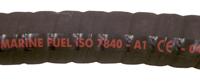 Brandstofslang ISO 7840 A! inwendig 6mm en uitwendig 16mm geschikt voor benzine en diesel brandstof.