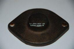 Deksel koelwaterpomp O22 (75656)