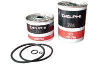 Brandstoffilter CAV HDF296 (Delphi) Filter element voor het Delphi brandstoffilter.
