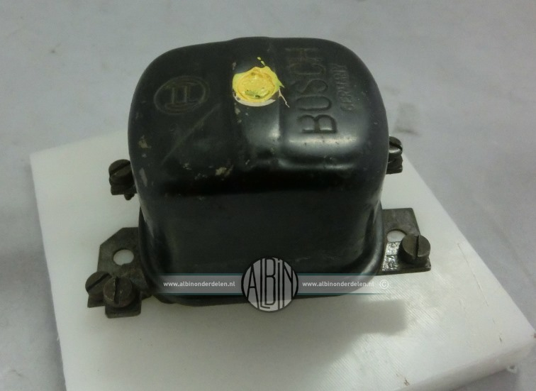 Bosch regelaar 6 volt