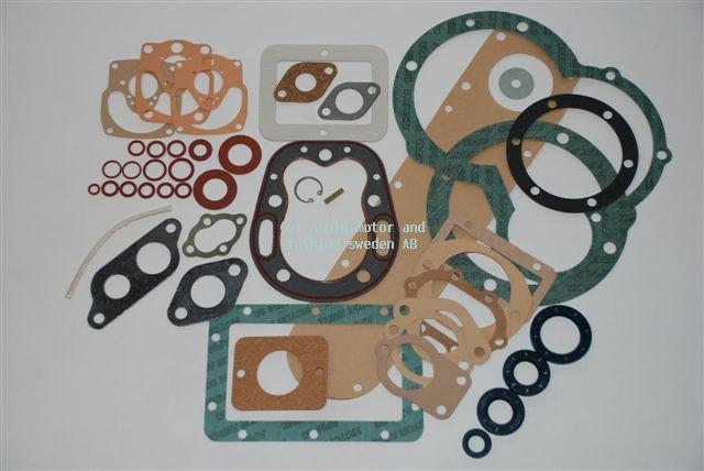 Pakkingset O11 motor + KK / VP C5 + KK