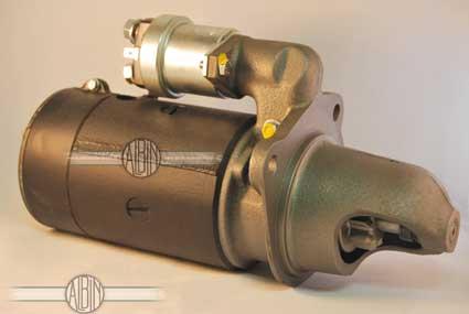 Albin gereviseerde Bosch startmotor voor de Albinmotor O41 en voor de O411. startmotor.