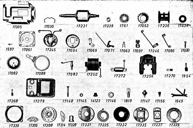 Albin AL23 Magneetontsteking accessoires