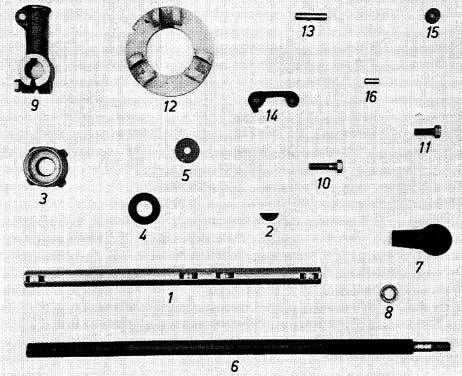Albin O41 Keerkoppeling detail III