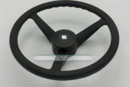 Het TELEFLEX STUURWIEL ALBIN 25 is een stuurwiel wat op uw stuurmechanisme past leverbaar in zwart en wit.